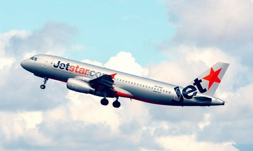 ジェットスタージャパンの機体