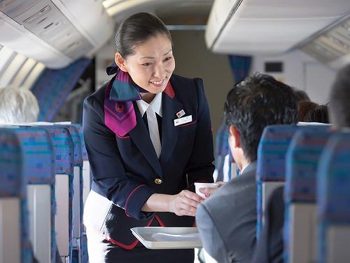 LCCの機内サービス